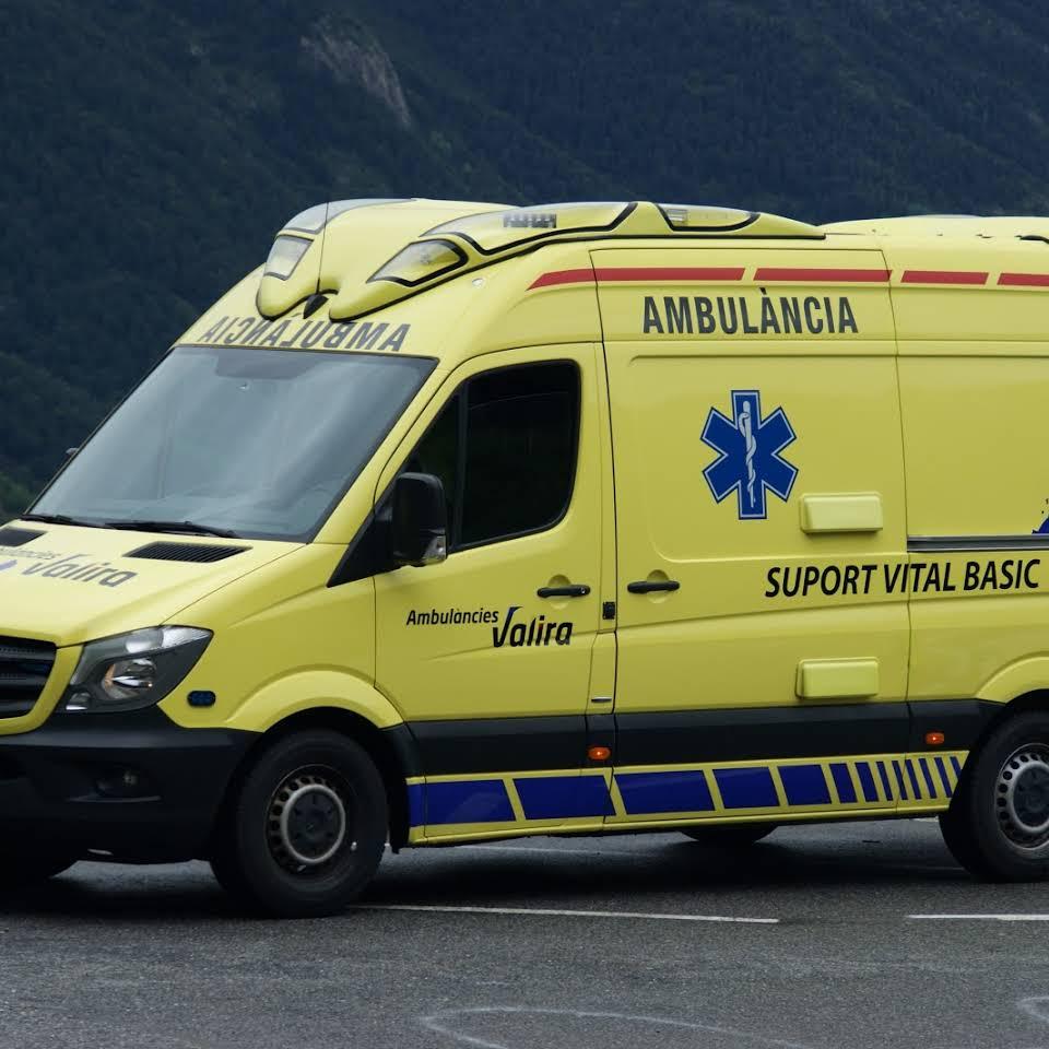 Ambulàncies Valira - Andorra - Transport sanitari, preventius, dispositius de risc previsible