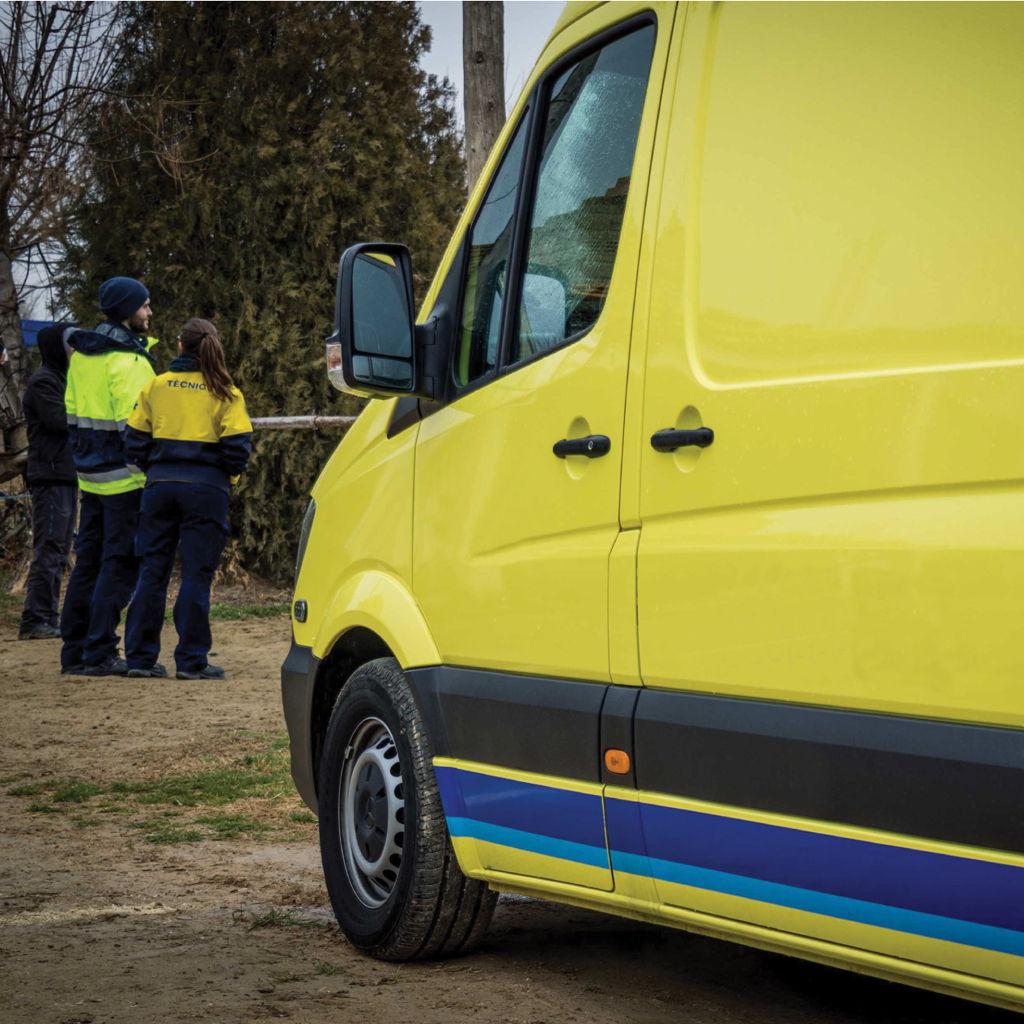 Ambulancies Valira - Transport Sanitari - DRP - Preventius - Andorra
